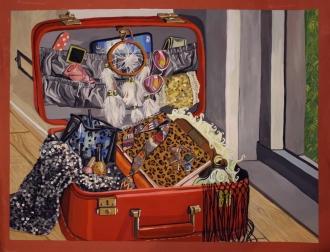 Suitcase Still Life