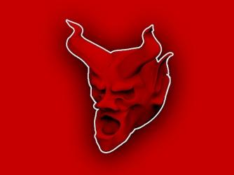 devil_1 (3d modeling)